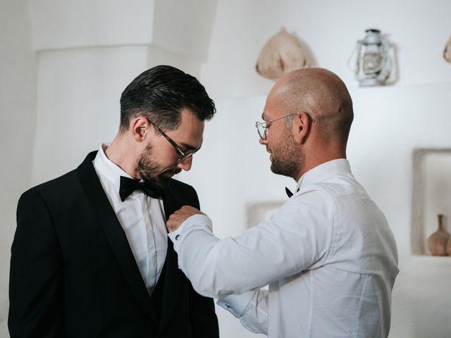 Il matrimonio di Alessandro e Serena a Racale, Lecce 8