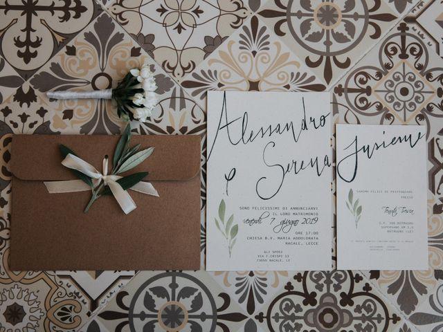 Il matrimonio di Alessandro e Serena a Racale, Lecce 15