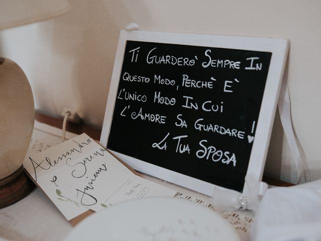 Il matrimonio di Alessandro e Serena a Racale, Lecce 17