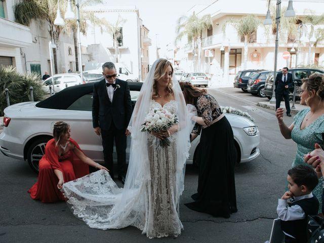 Il matrimonio di Alessandro e Serena a Racale, Lecce 39