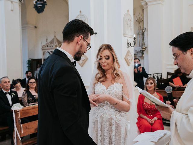 Il matrimonio di Alessandro e Serena a Racale, Lecce 50