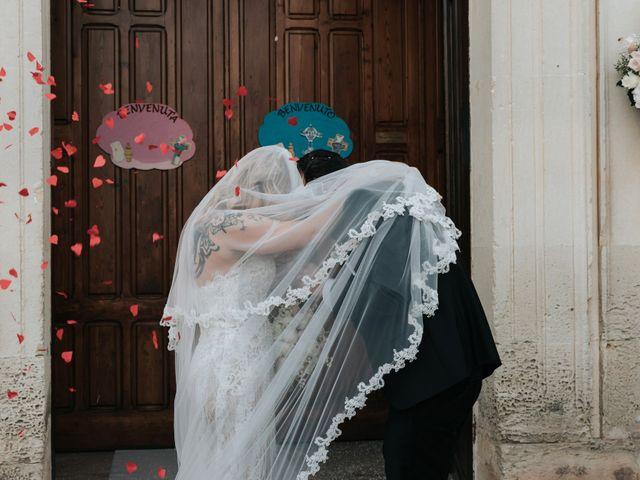 Il matrimonio di Alessandro e Serena a Racale, Lecce 54