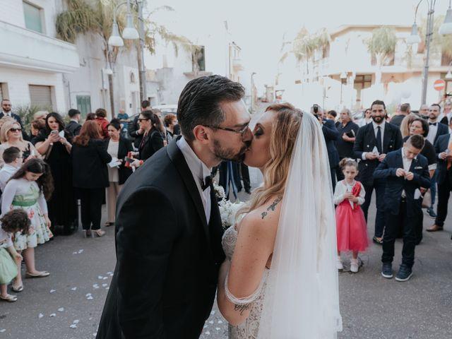 Il matrimonio di Alessandro e Serena a Racale, Lecce 55