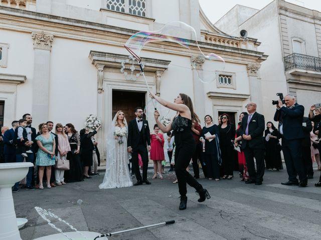Il matrimonio di Alessandro e Serena a Racale, Lecce 56