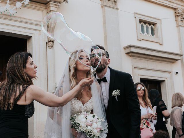 Il matrimonio di Alessandro e Serena a Racale, Lecce 57