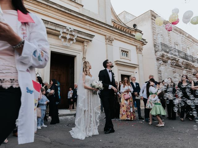 Il matrimonio di Alessandro e Serena a Racale, Lecce 58