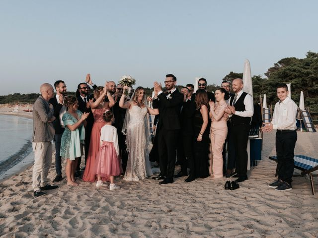 Il matrimonio di Alessandro e Serena a Racale, Lecce 62