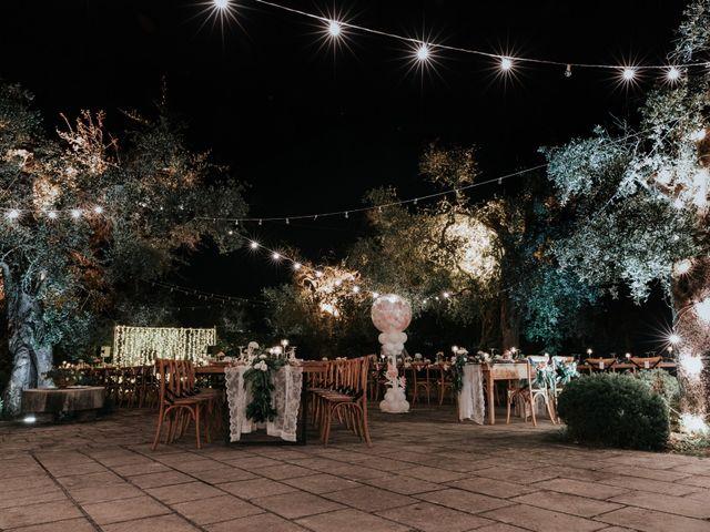 Il matrimonio di Alessandro e Serena a Racale, Lecce 70