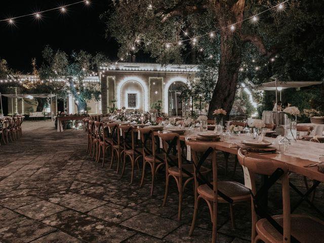 Il matrimonio di Alessandro e Serena a Racale, Lecce 75