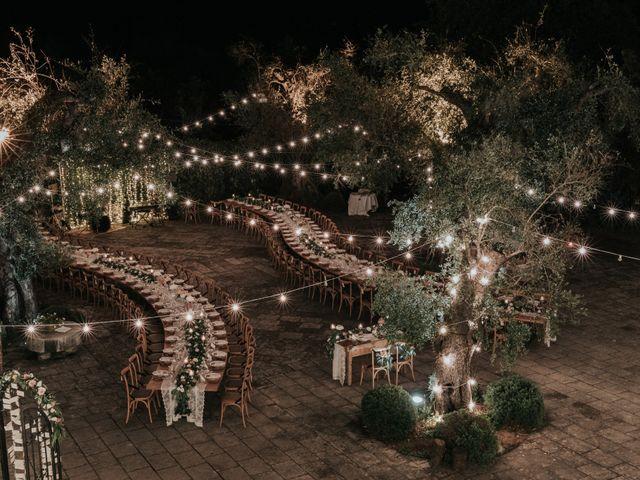 Il matrimonio di Alessandro e Serena a Racale, Lecce 76