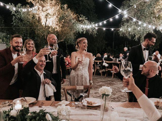 Il matrimonio di Alessandro e Serena a Racale, Lecce 80