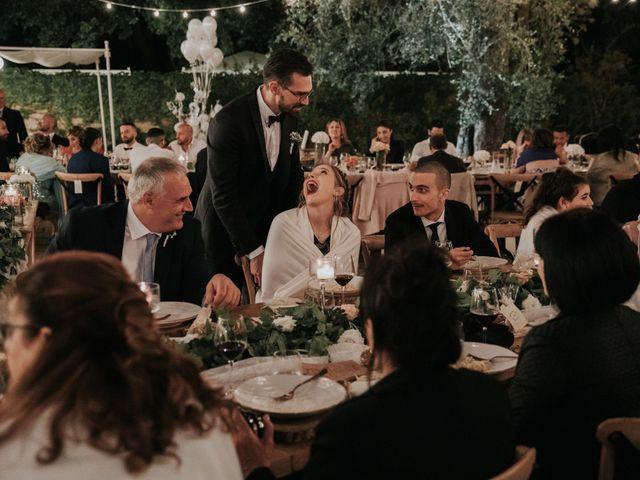 Il matrimonio di Alessandro e Serena a Racale, Lecce 86