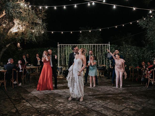 Il matrimonio di Alessandro e Serena a Racale, Lecce 90