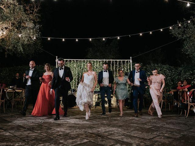 Il matrimonio di Alessandro e Serena a Racale, Lecce 91