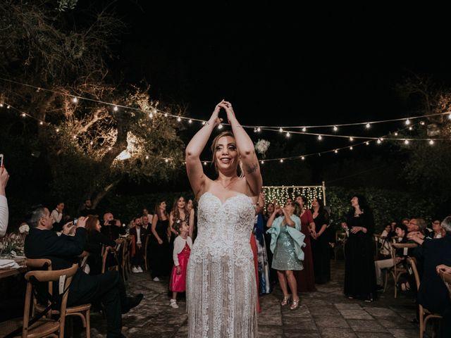 Il matrimonio di Alessandro e Serena a Racale, Lecce 94