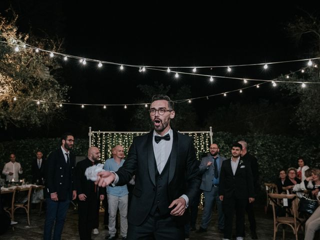 Il matrimonio di Alessandro e Serena a Racale, Lecce 95