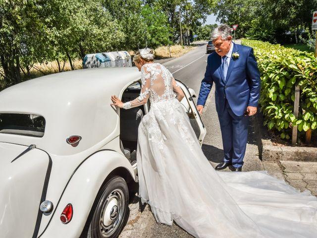 Il matrimonio di Nicola e Carlotta a Casalnoceto, Alessandria 14