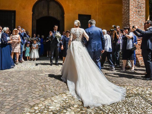 Il matrimonio di Nicola e Carlotta a Casalnoceto, Alessandria 15