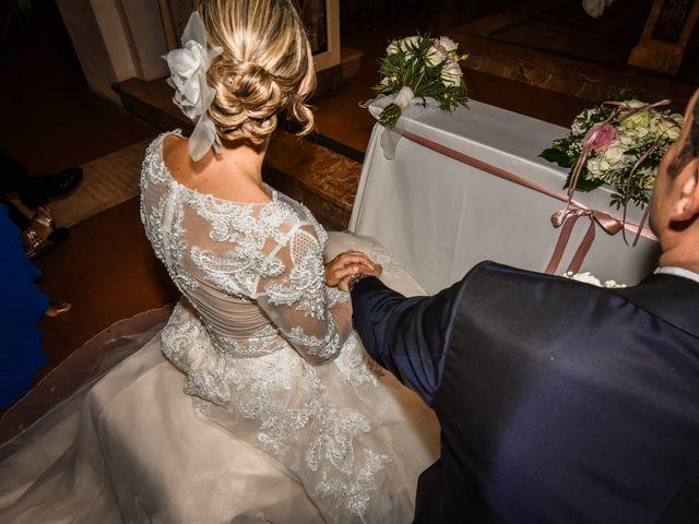 Il matrimonio di Nicola e Carlotta a Casalnoceto, Alessandria 17