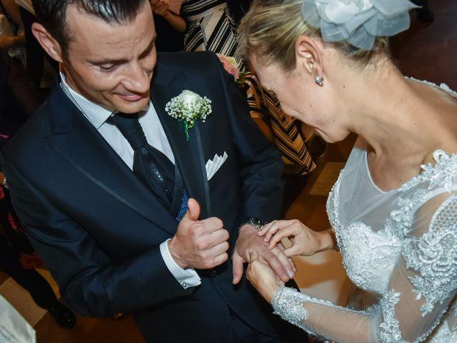 Il matrimonio di Nicola e Carlotta a Casalnoceto, Alessandria 18