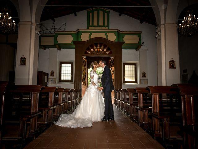 Il matrimonio di Nicola e Carlotta a Casalnoceto, Alessandria 19