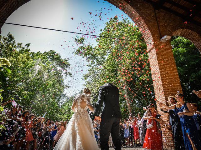 Il matrimonio di Nicola e Carlotta a Casalnoceto, Alessandria 20