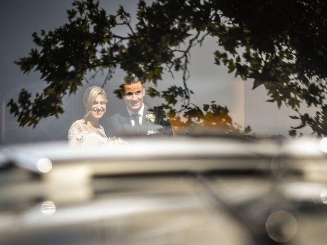 Il matrimonio di Nicola e Carlotta a Casalnoceto, Alessandria 21