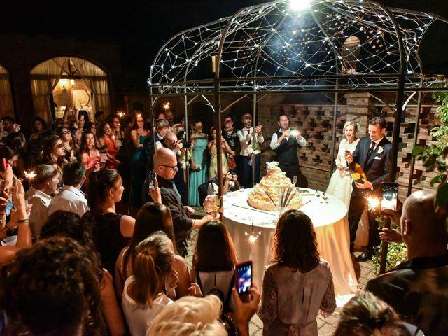 Il matrimonio di Nicola e Carlotta a Casalnoceto, Alessandria 29