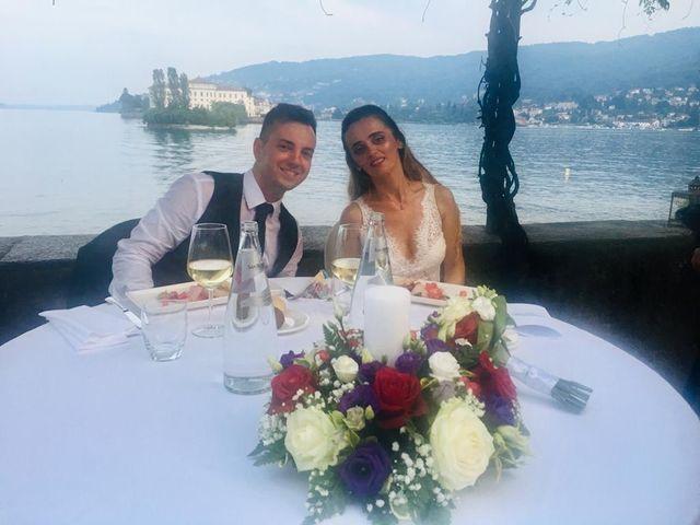 Il matrimonio di Anilda  e Andrea  a Stresa, Verbania 3