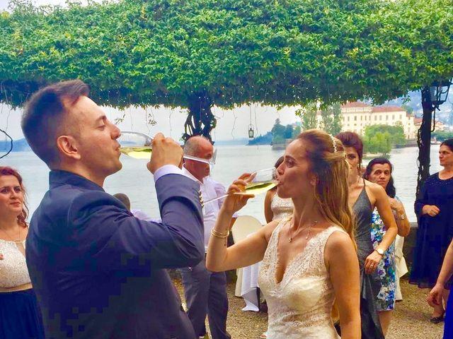 Il matrimonio di Anilda  e Andrea  a Stresa, Verbania 5