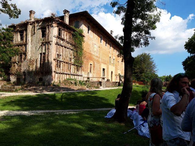 Il matrimonio di Vallis e Sara  a Talmassons, Udine 9