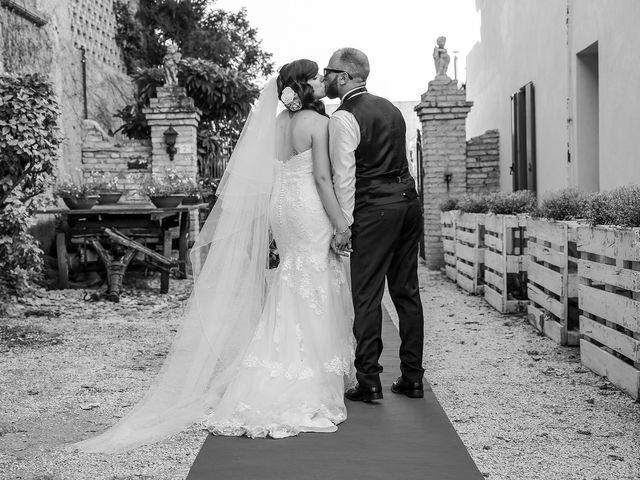 Il matrimonio di Vallis e Sara  a Talmassons, Udine 1