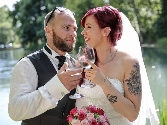 Il matrimonio di Vallis e Sara  a Talmassons, Udine 2