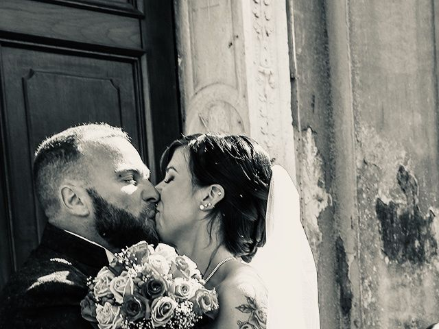 Il matrimonio di Vallis e Sara  a Talmassons, Udine 13