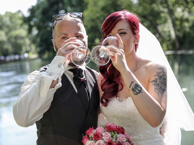 Il matrimonio di Vallis e Sara  a Talmassons, Udine 14