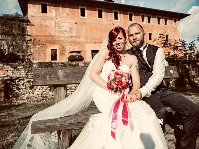 Il matrimonio di Vallis e Sara  a Talmassons, Udine 15