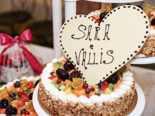 Il matrimonio di Vallis e Sara  a Talmassons, Udine 16