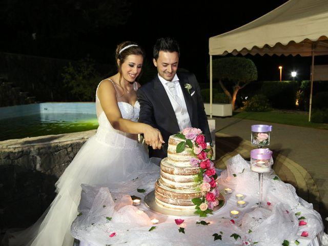 Le nozze di Gloria e Adolfo