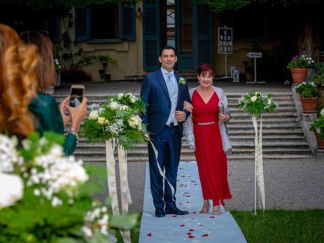 Il matrimonio di Marco e Silvia a Rho, Milano 13