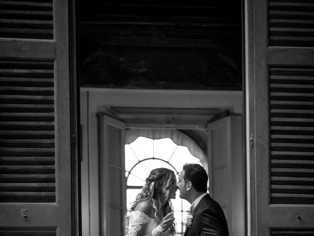 Il matrimonio di Marco e Silvia a Rho, Milano 19