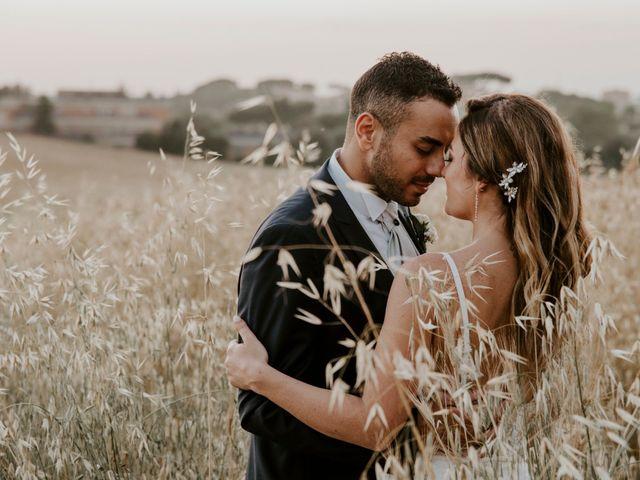 Le nozze di Clarissa e Maikel