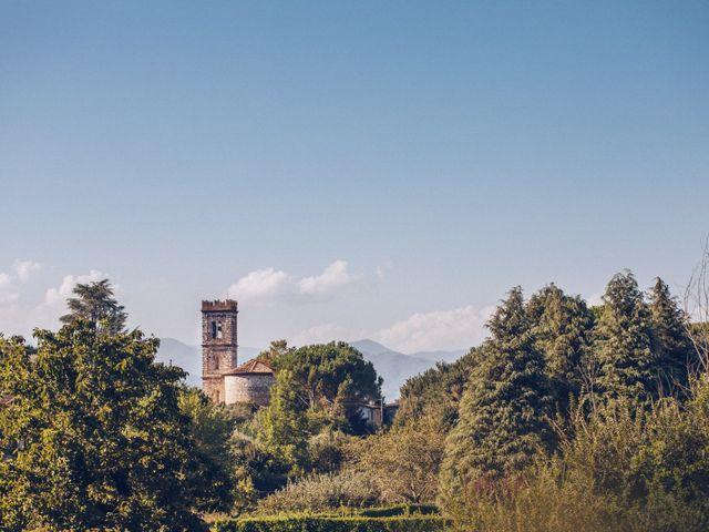Il matrimonio di Giuseppe e Aki a Lucca, Lucca 1