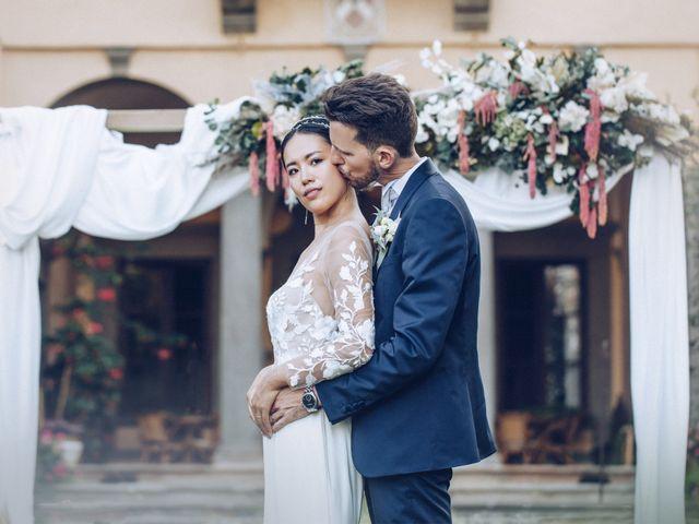 Il matrimonio di Giuseppe e Aki a Lucca, Lucca 2