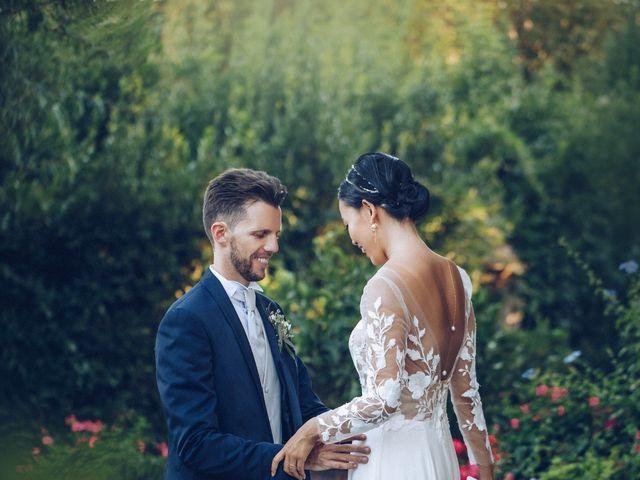Il matrimonio di Giuseppe e Aki a Lucca, Lucca 4