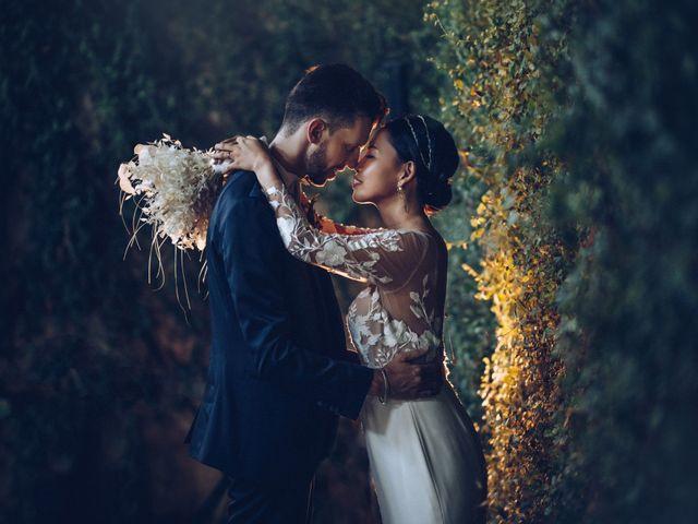 Le nozze di Aki e Giuseppe