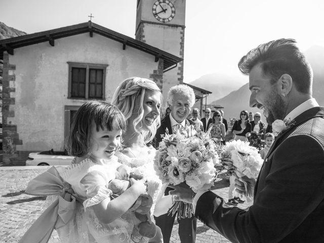 Il matrimonio di Gianluca e Stefania a Riva di Solto, Bergamo 10