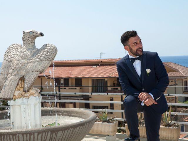 Il matrimonio di Michele e Fabiana a San Ferdinando, Reggio Calabria 7