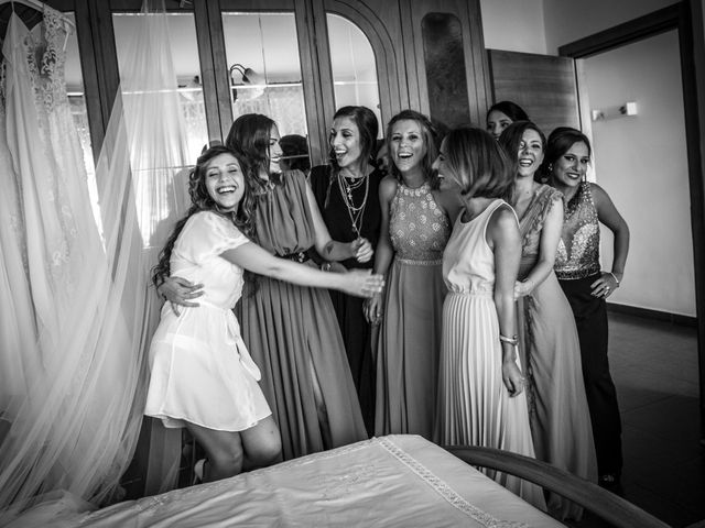 Il matrimonio di Michele e Fabiana a San Ferdinando, Reggio Calabria 12