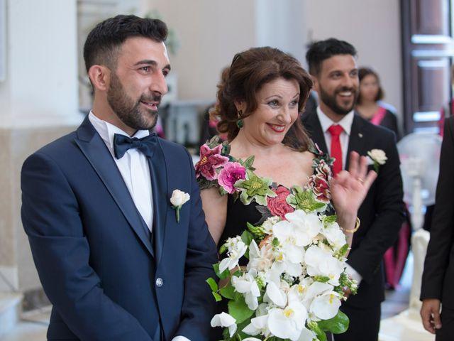 Il matrimonio di Michele e Fabiana a San Ferdinando, Reggio Calabria 17