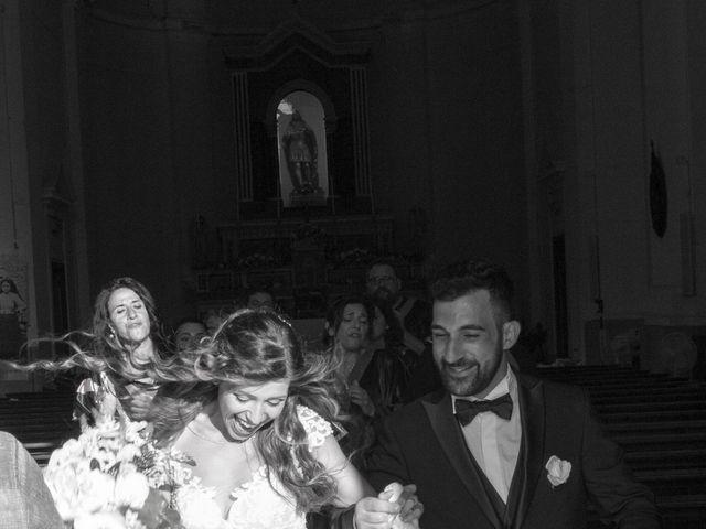 Il matrimonio di Michele e Fabiana a San Ferdinando, Reggio Calabria 19